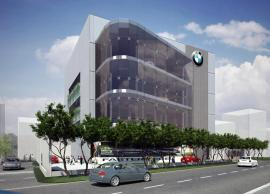 BMW Showroom 2
